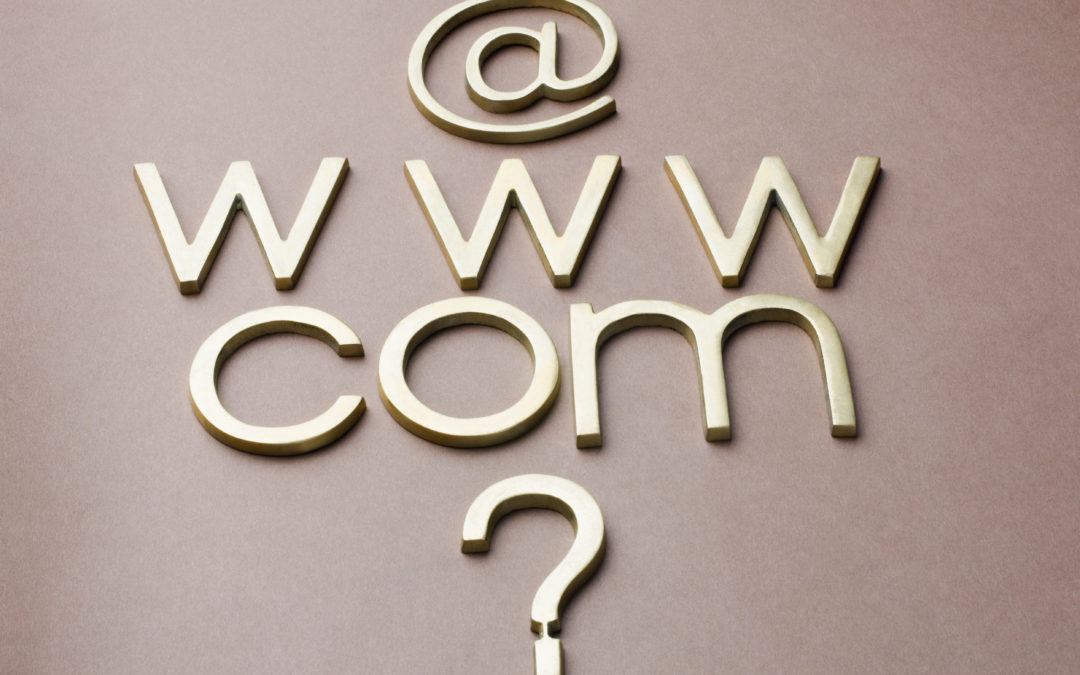 Where Will You Stake Claim to Your Piece of Online Real Estate?