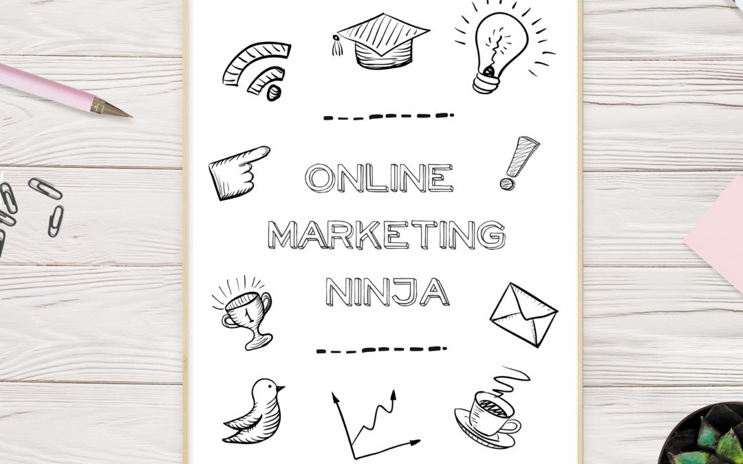 What's Included in an Online Marketing Plan?